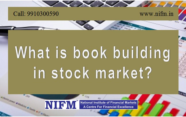 What is book building in stock market?