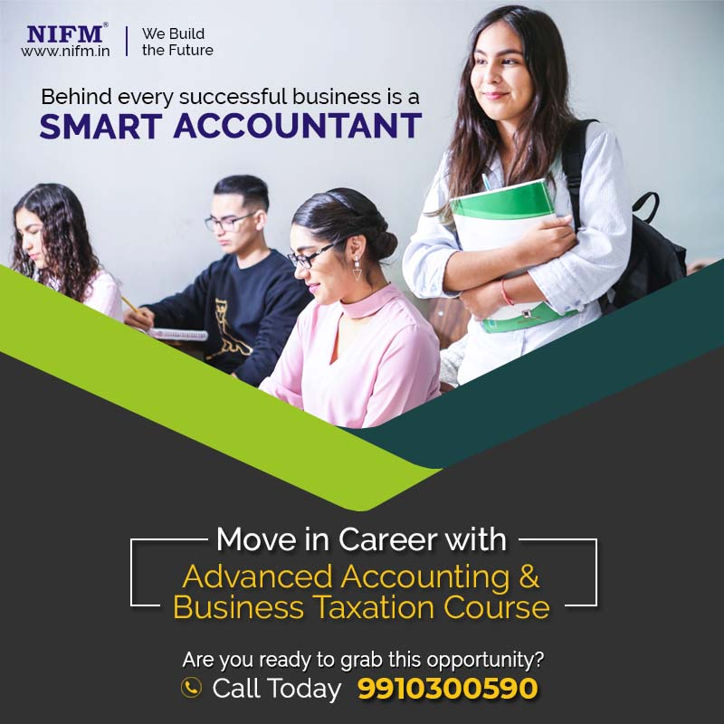 Best Accounting Courses Institute in Delhi