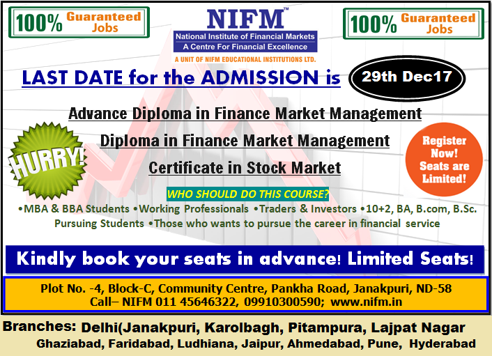 Enroll for New Batch, Going to start on 2nd JAN2018