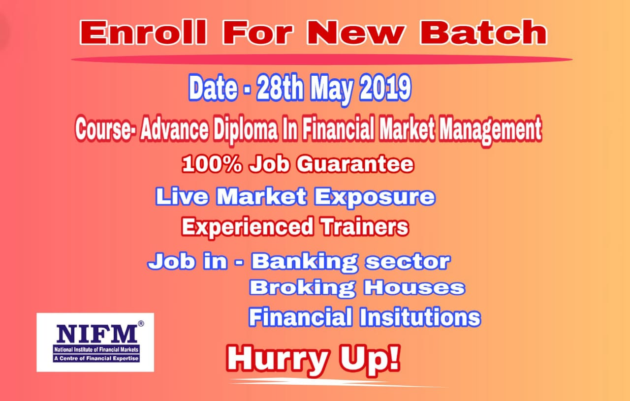 Enroll For New Batch for Financial Year 2019-20
