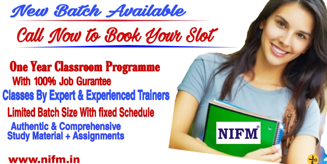 New Batches Available for Financial Year 2019 -20
