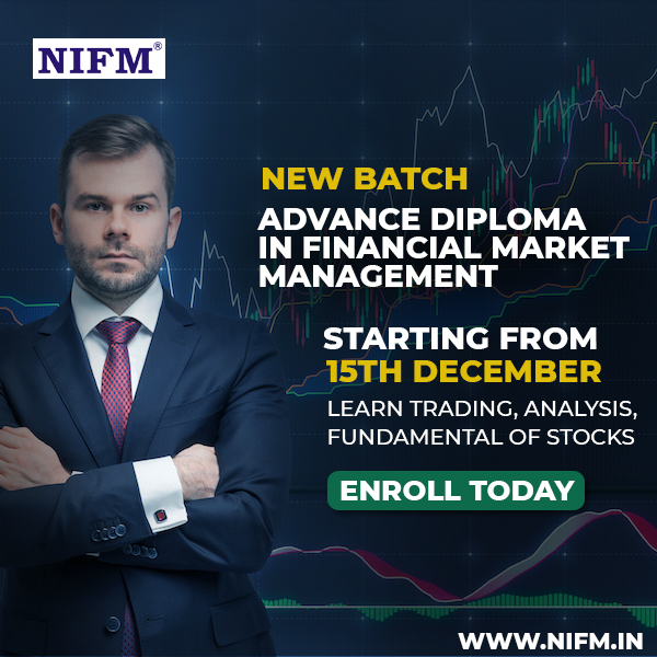 New Batch: Advance Diploma In Financial Market