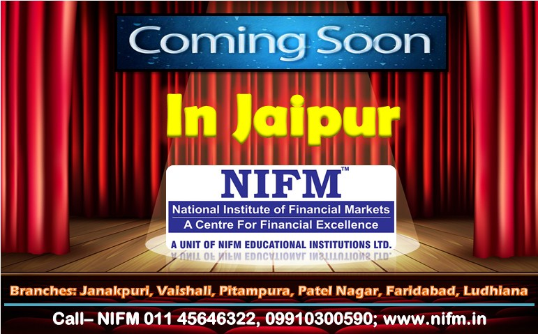 NIFM Coming Soon in Jaipur